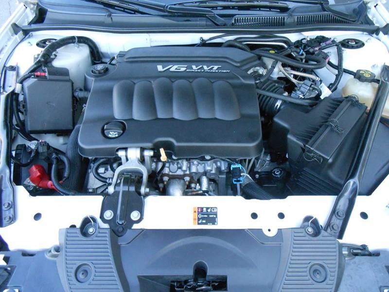 2012 Chevrolet Impala Ltz 4dr Sedan In Monroe Nc Auto America
