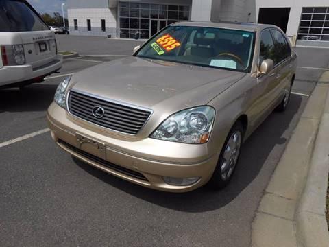 2002 Lexus LS 430 for sale in Monroe, NC