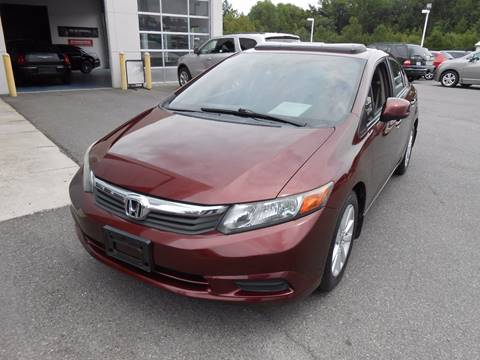 Honda Civic For Sale In Monroe Nc