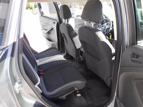 2013 ford escape s 4dr suv in monroe nc auto america. Black Bedroom Furniture Sets. Home Design Ideas