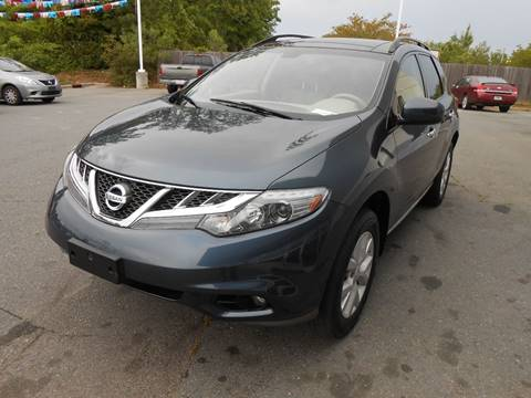 2014 Nissan Murano for sale in Monroe, NC