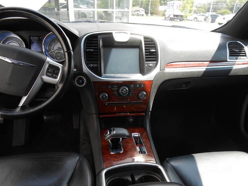 2012 chrysler 300 limited 4dr sedan in monroe nc auto america. Black Bedroom Furniture Sets. Home Design Ideas