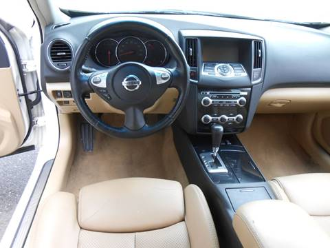 2011 nissan maxima 3 5 sv 4dr sedan in monroe nc auto america. Black Bedroom Furniture Sets. Home Design Ideas