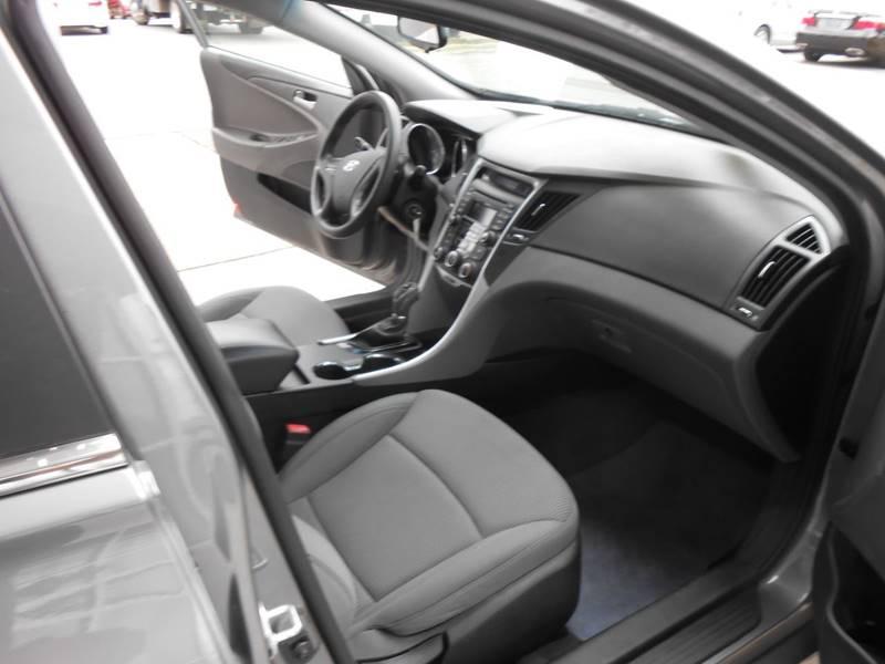 2014 Hyundai Sonata GLS 4dr Sedan In Monroe NC - Auto America
