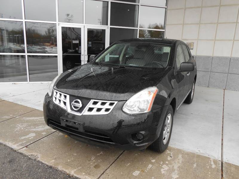2012 nissan rogue awd s 4dr crossover in monroe nc auto america. Black Bedroom Furniture Sets. Home Design Ideas