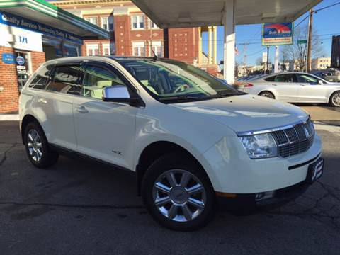 2007 Lincoln MKX for sale at Bob & Sons Automotive Inc in Manchester NH