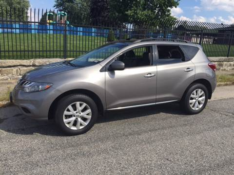 2012 Nissan Murano for sale at Bob & Sons Automotive Inc in Manchester NH