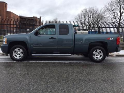 2009 Chevrolet Silverado 1500 for sale at Bob & Sons Automotive Inc in Manchester NH