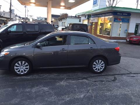 2013 Toyota Corolla for sale at Bob & Sons Automotive Inc in Manchester NH