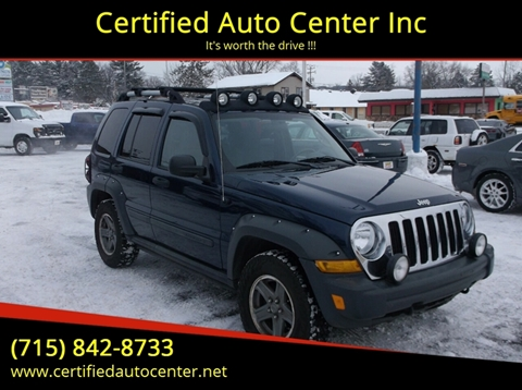 2006 Jeep Liberty for sale in Wausau, WI