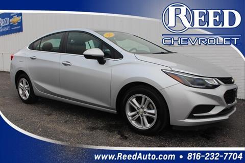 2017 Chevrolet Cruze for sale in Saint Joseph, MO
