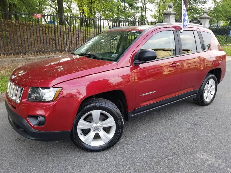 2014 jeep compass sport in little ferry nj daytona auto. Black Bedroom Furniture Sets. Home Design Ideas