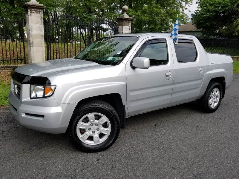 2006 Honda Ridgeline For Sale At Daytona Auto Sales In Little Ferry NJ