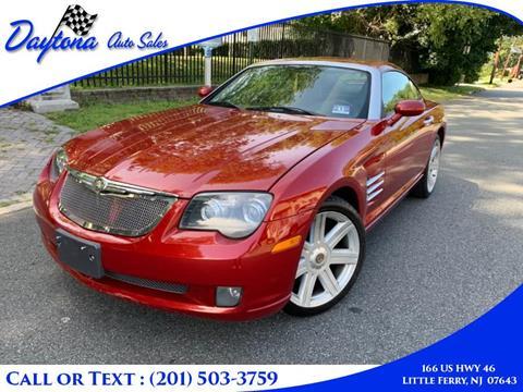 2006 Chrysler Crossfire for sale in Little Ferry, NJ