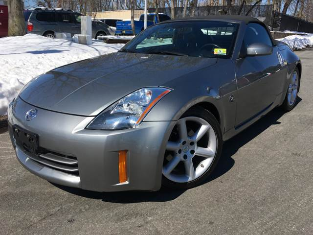 2005 nissan 350z touring in little ferry nj daytona auto sales. Black Bedroom Furniture Sets. Home Design Ideas