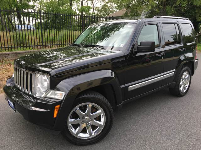 2008 Jeep Liberty For Sale At Daytona Auto Sales In Little Ferry NJ