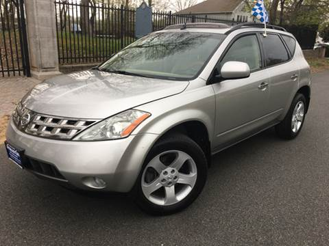 2005 nissan murano for sale in little ferry nj. Black Bedroom Furniture Sets. Home Design Ideas