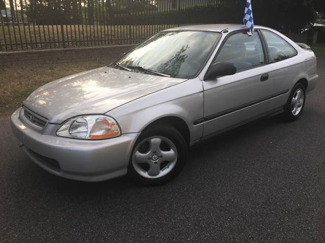 1998 Honda Civic For Sale At Daytona Auto Sales In Little Ferry NJ