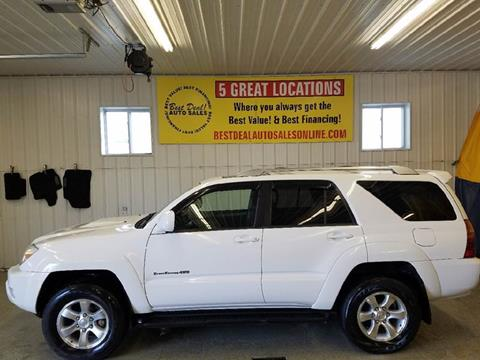2004 Toyota 4Runner for sale in Fort Wayne, IN