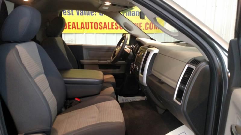 2011 RAM Ram Pickup 1500 4x4 SLT 2dr Regular Cab 6.3 ft. SB Pickup - Fort Wayne IN