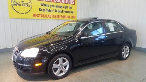 2008 Volkswagen Jetta for sale in Fort Wayne, IN
