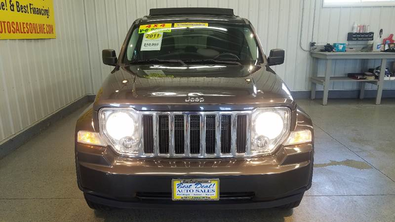 2011 Jeep Liberty 4x4 Sport 4dr SUV - Fort Wayne IN
