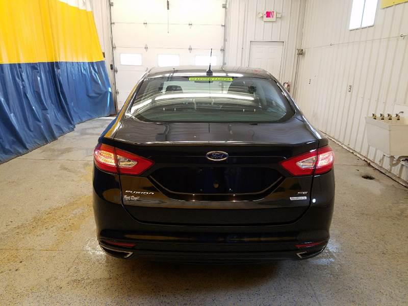 2014 Ford Fusion SE 4dr Sedan - Auburn IN