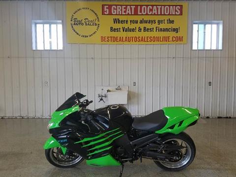 2013 Kawasaki ZX1400R for sale in Auburn, IN
