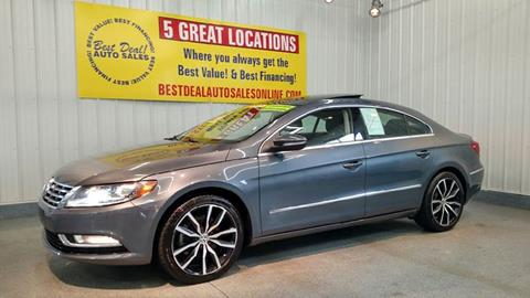 2015 Volkswagen CC for sale in Warsaw, IN