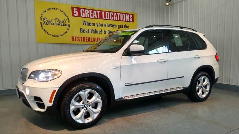 BMW X XDrived In Fort Wayne IN Best Deal Auto Sales - Best bmw suv