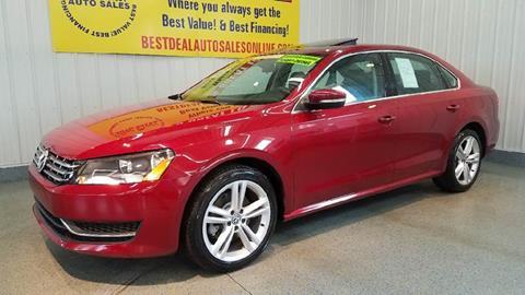 2015 Volkswagen Passat for sale in Fort Wayne, IN