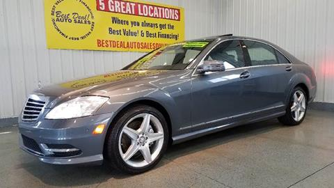 2011 Mercedes-Benz S-Class for sale in Fort Wayne, IN
