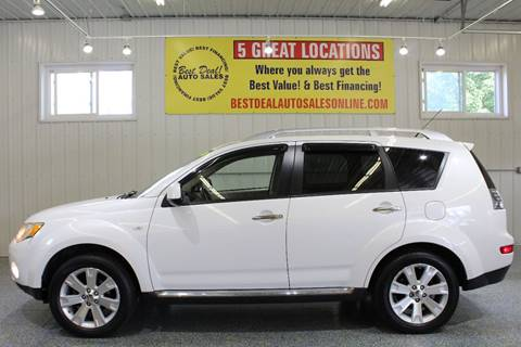 2009 Mitsubishi Outlander for sale in Fort Wayne, IN