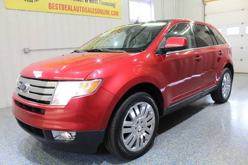 Ford Edge For Sale At Best Deal Auto Sales Warsaw In Warsaw In