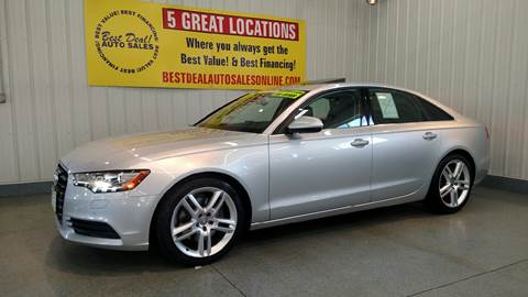 2015 Audi A6 for sale in Fort Wayne, IN