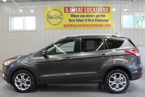 2015 Ford Escape for sale in Warsaw, IN
