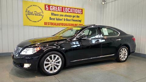 2011 Lexus LS 460 for sale in Fort Wayne, IN