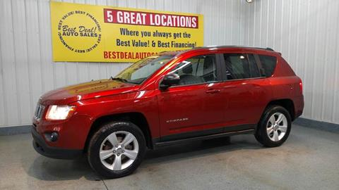 2012 Jeep Compass for sale in Fort Wayne, IN