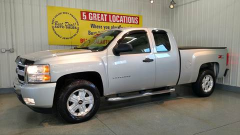2011 Chevrolet Silverado 1500 for sale in Fort Wayne, IN