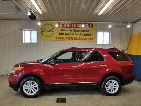 2015 Ford Explorer for sale in Auburn, IN