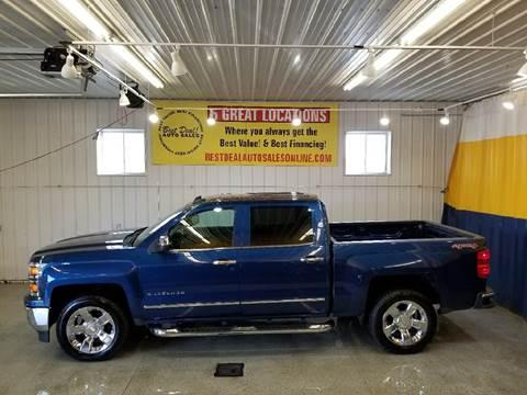 2015 Chevrolet Silverado 1500 for sale in Auburn, IN