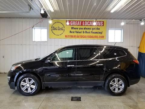 2016 Chevrolet Traverse for sale in Auburn, IN