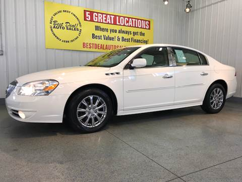 2010 Buick Lucerne for sale in Fort Wayne, IN