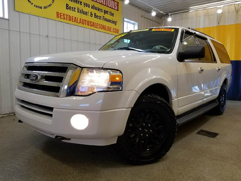 used vehicle details xlt watertown ford id expedition el sd
