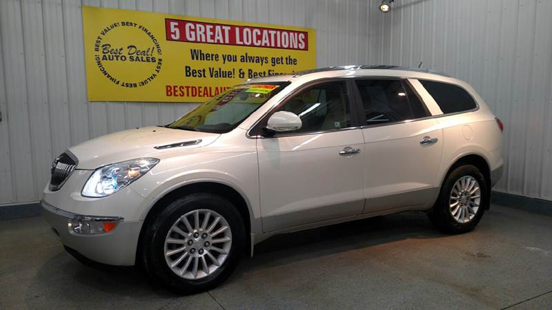 in group buick cxl mcgrath used il enclave auto libertyville