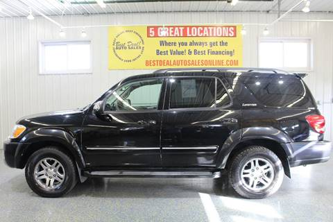 Toyota Sequoia For Sale In Fort Wayne In