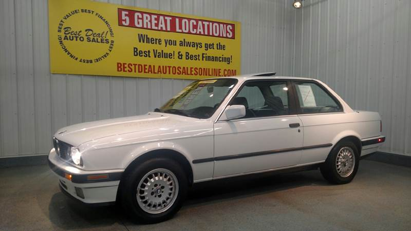 BMW Series I In Fort Wayne IN Best Deal Auto Sales - 1991 bmw