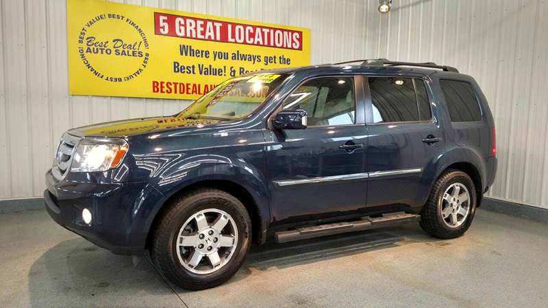 2011 Honda Pilot For Sale At Best Deal Auto Sales   Fort Wayne In Fort Wayne