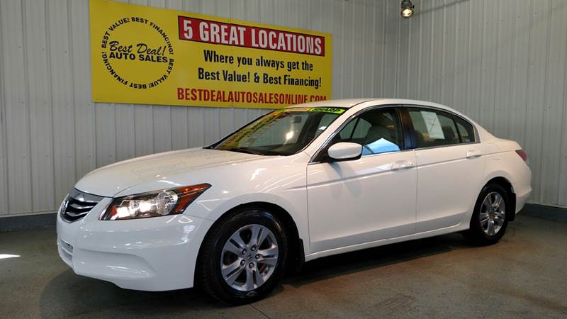 2012 Honda Accord For Sale At Best Deal Auto Sales   Fort Wayne In Fort  Wayne