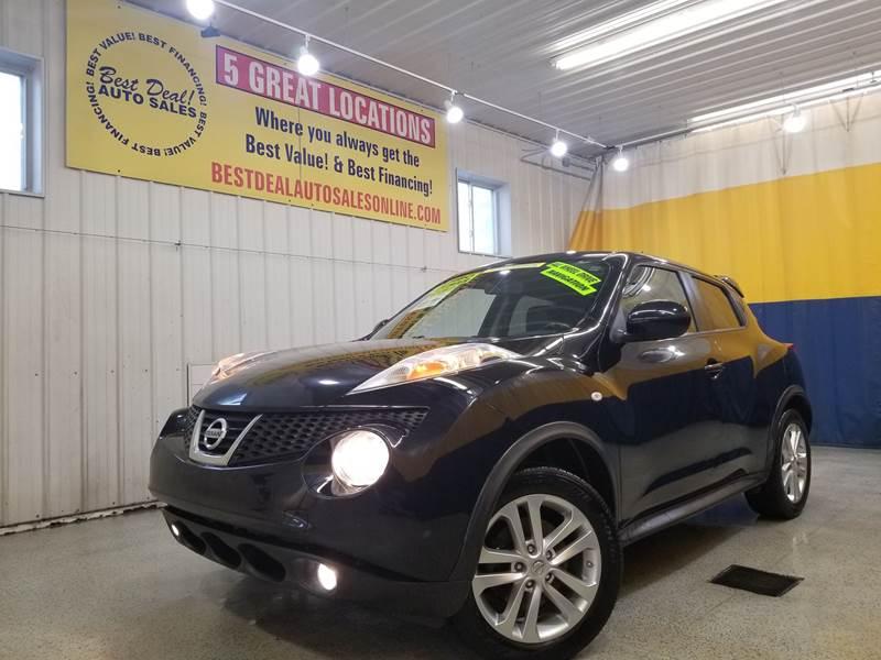 2011 Nissan JUKE SL In Fort Wayne, IN - Best Deal Auto Sales